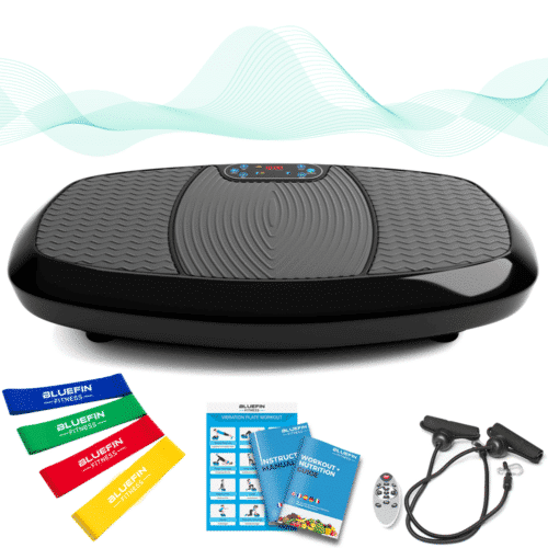 Pro Vibration Plate, Pro Vibration Plate – Ultra Powerful Professional Vibration Massage Trainer