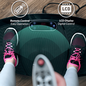 3D Vibration Plate, Plataforma Vibratoria 3D con Doble Motor