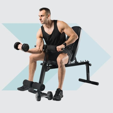 25% Off Bluefin Fitness Multi Functional Weight Bench Black Friday Deals