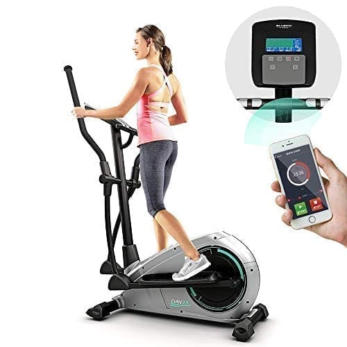 1 Elliptical Cross Trainer and Exercise