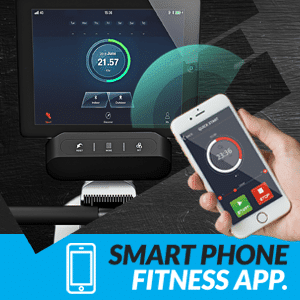 , Como remar en un lago sin salir de casa. La Máquina de Remo Bluefin Fitness plegable te da 8 niveles de  resistencia magnética regulable, transmisión suave, pantalla LCD, aplicación para Smartphone.