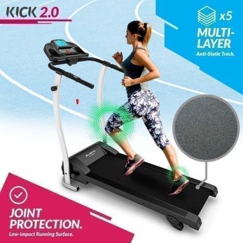 Advanced Performance Treadmill
