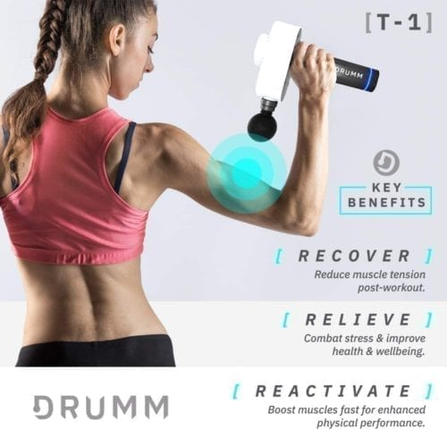 , DRUMM T-1 Massagepistool