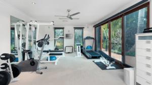 Bluefin home gym equipment