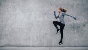 Bluefin vibration plate workout legs