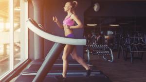 Bluefin treadmill workout for beginners