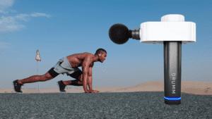 Bluefin post workout drumm massage gun