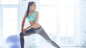 Bluefin glute focused workout