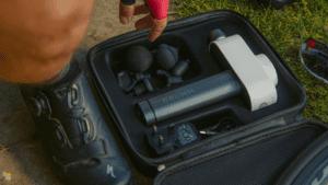 Bluefin massage gun attachment guide