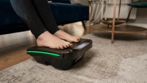 Bluefin foot massager