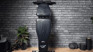 Bluefin adjustable weights bench