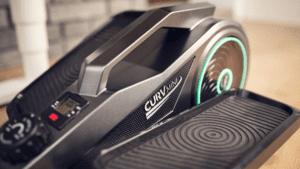 Bluefin elliptical stepper for busy lifestyles