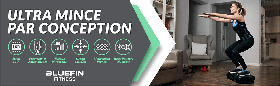 Bluefin vibration plate